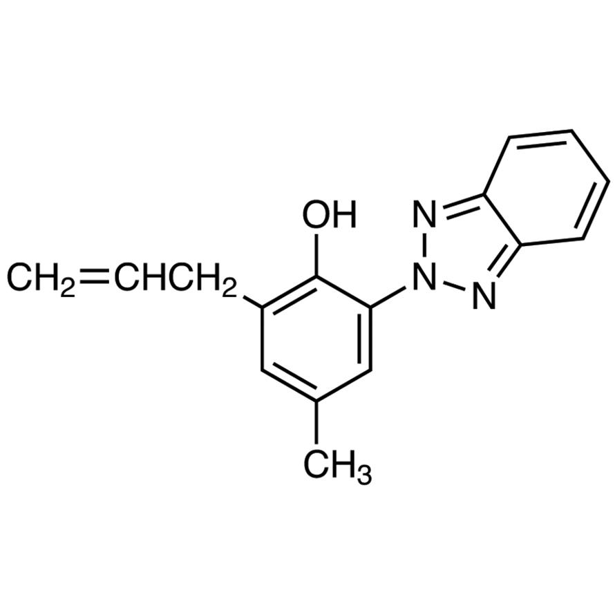 2-(2H-Benzotriazol-2-yl)-4-methyl-6-(2-propenyl)phenol