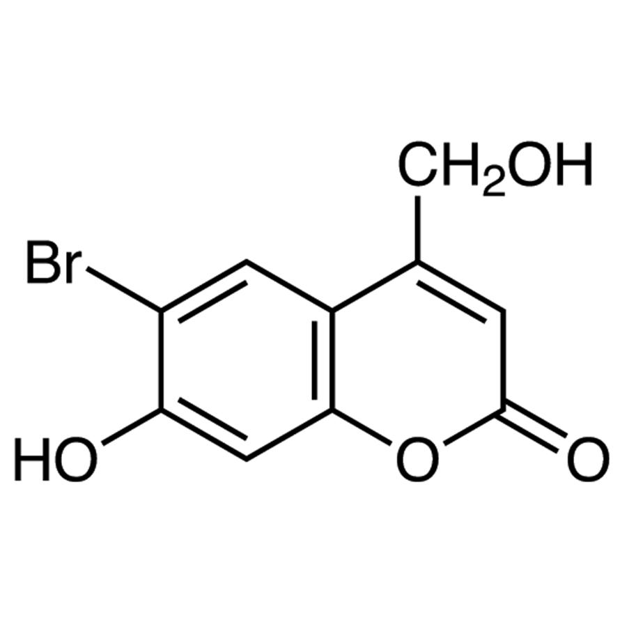 6-Bromo-7-hydroxy-4-(hydroxymethyl)coumarin