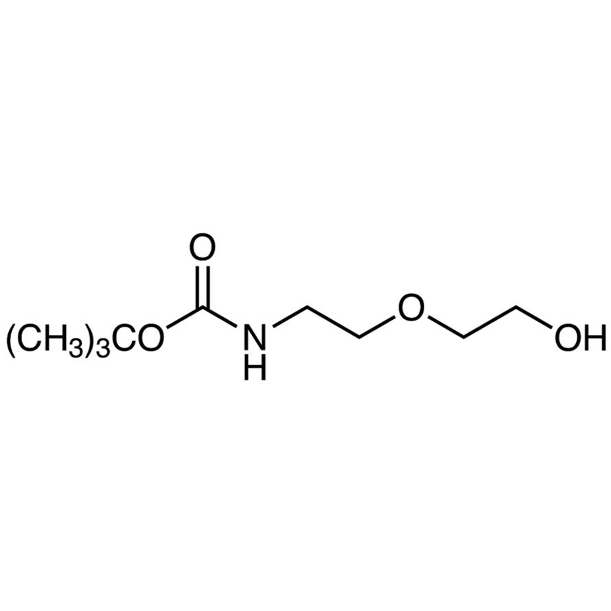 2-[2-[(tert-Butoxycarbonyl)amino]ethoxy]ethanol