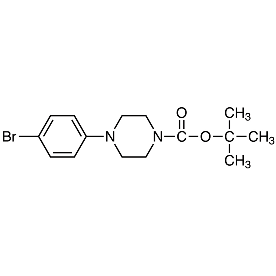 tert-Butyl 4-(4-Bromophenyl)piperazine-1-carboxylate