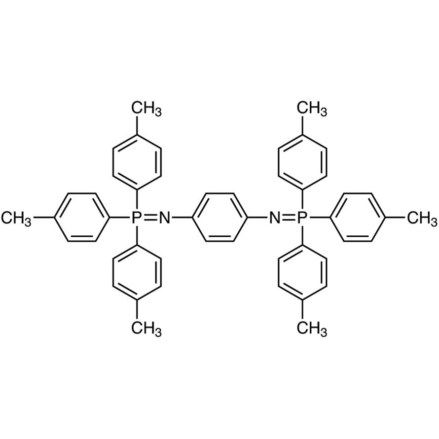 N,N'-Bis(tri-p-tolylphosphoranylidene)benzene-1,4-diamine