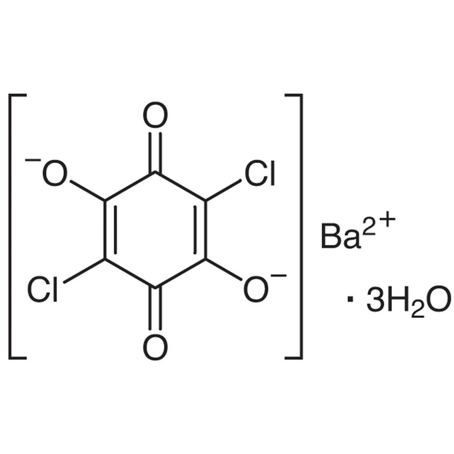 Barium Chloranilate Trihydrate