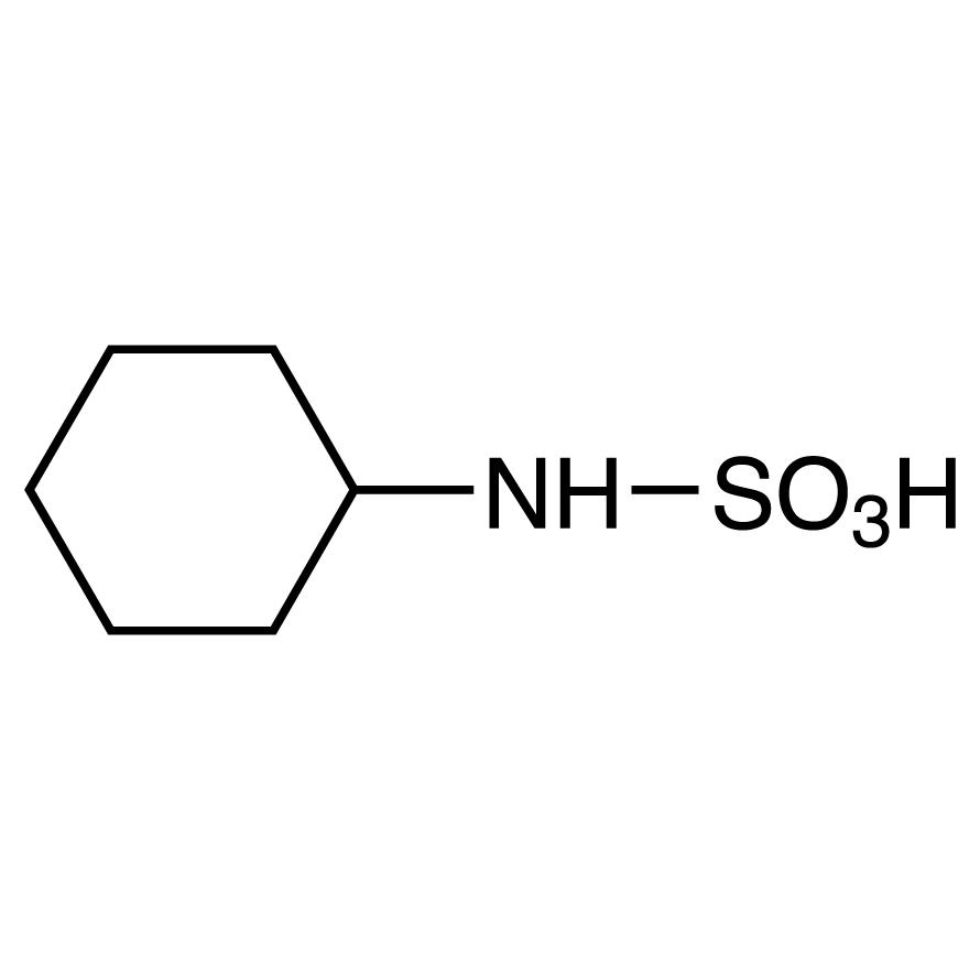 N-Cyclohexylsulfamic Acid