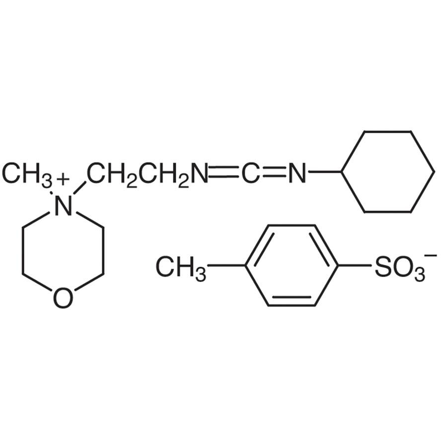 1-Cyclohexyl-3-(2-morpholinoethyl)carbodiimide Metho-p-toluenesulfonate [for Peptide Synthesis]