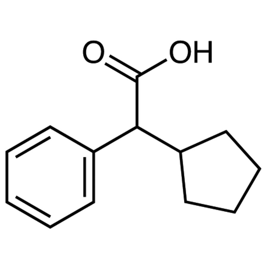 -Cyclopentylphenylacetic Acid