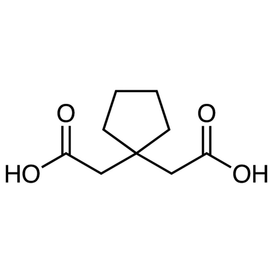 1,1-Cyclopentanediacetic Acid