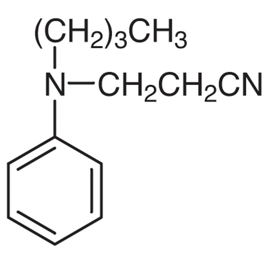 N-(2-Cyanoethyl)-N-butylaniline