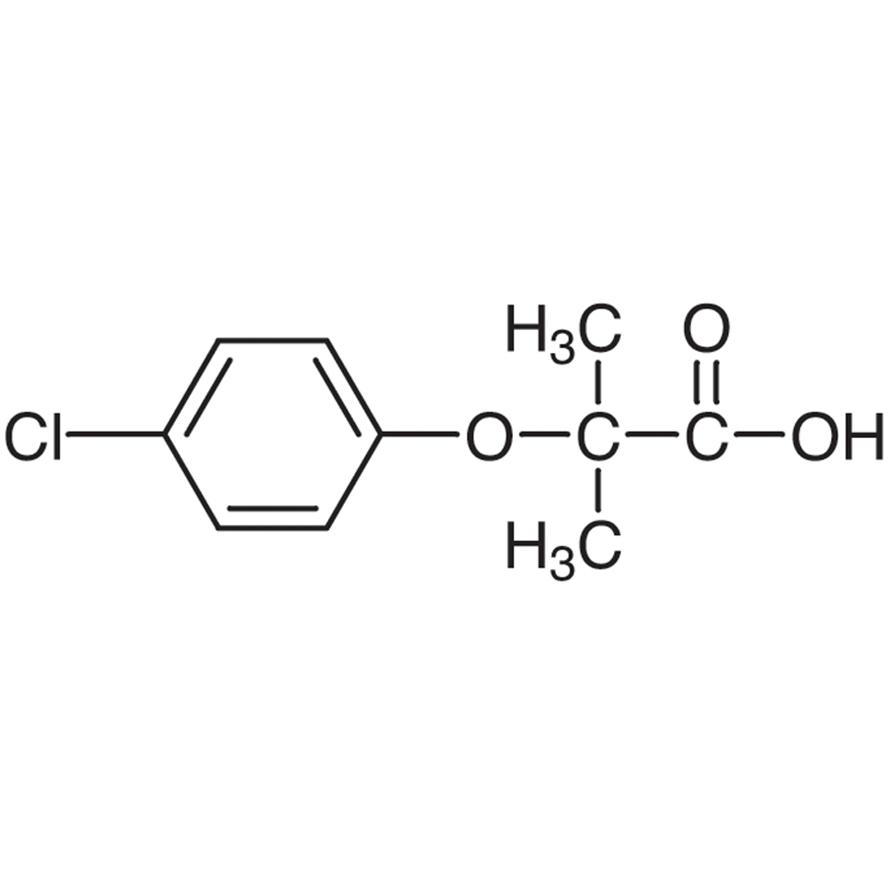 2-(4-Chlorophenoxy)isobutyric Acid