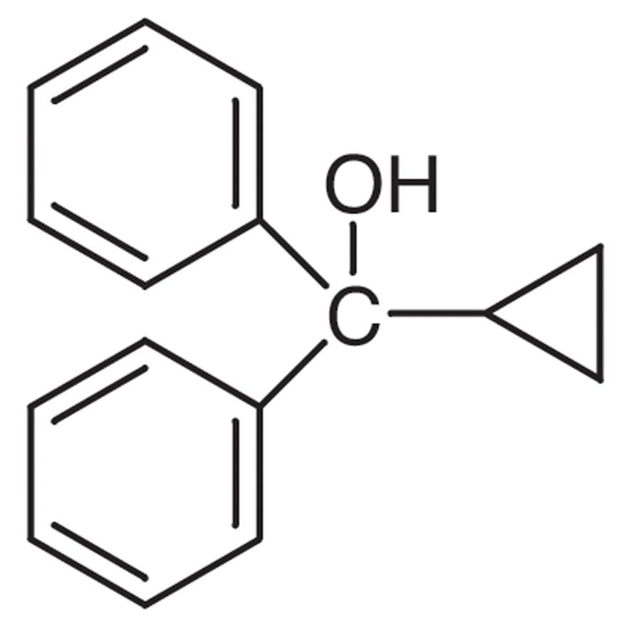Cyclopropyldiphenylcarbinol