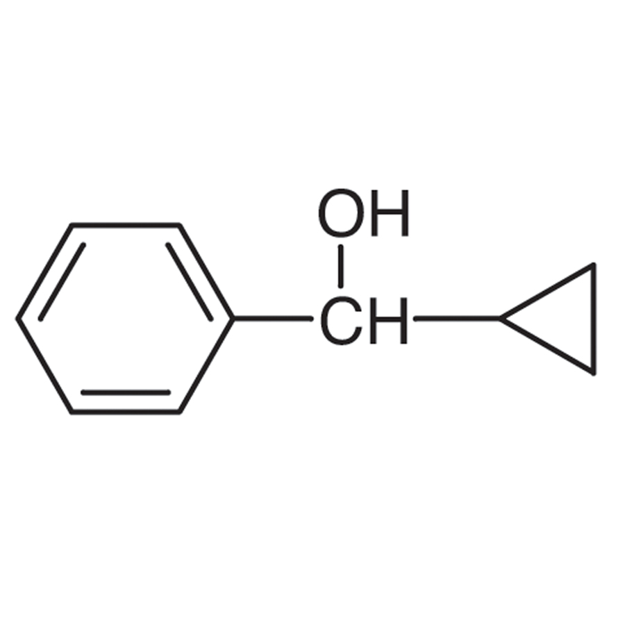 α-Cyclopropylbenzyl Alcohol