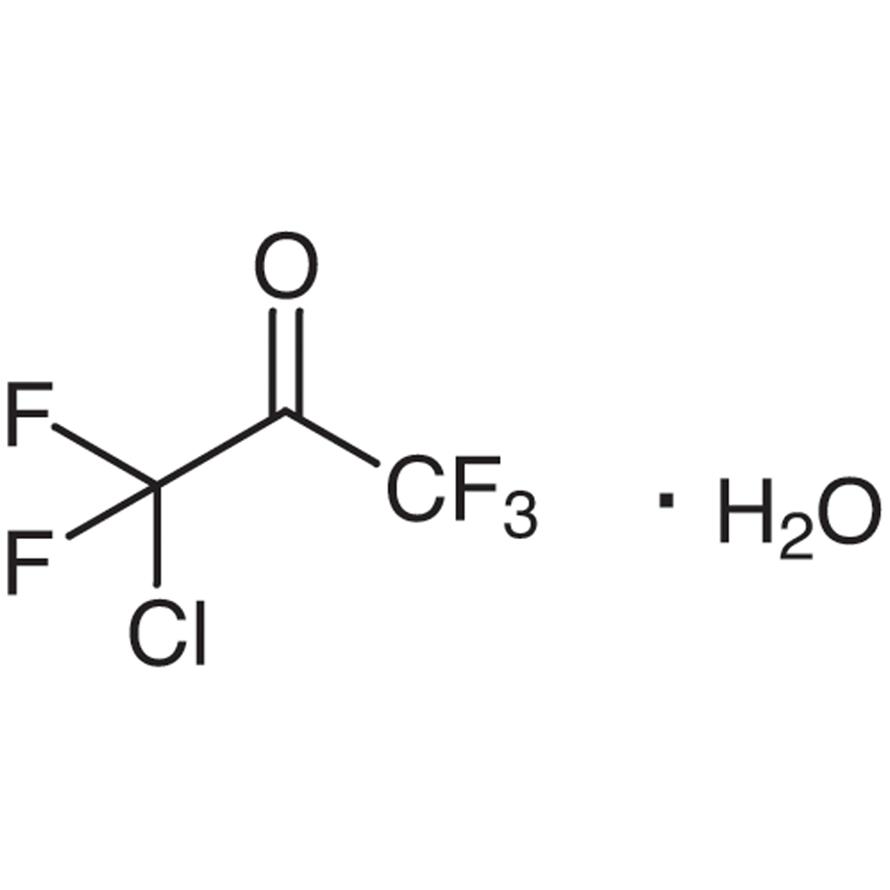 Chloropentafluoroacetone Monohydrate