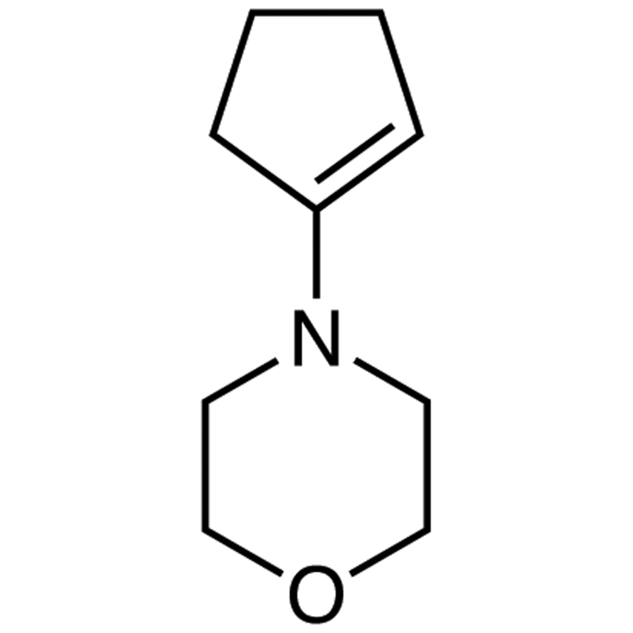 1-Morpholino-1-cyclopentene