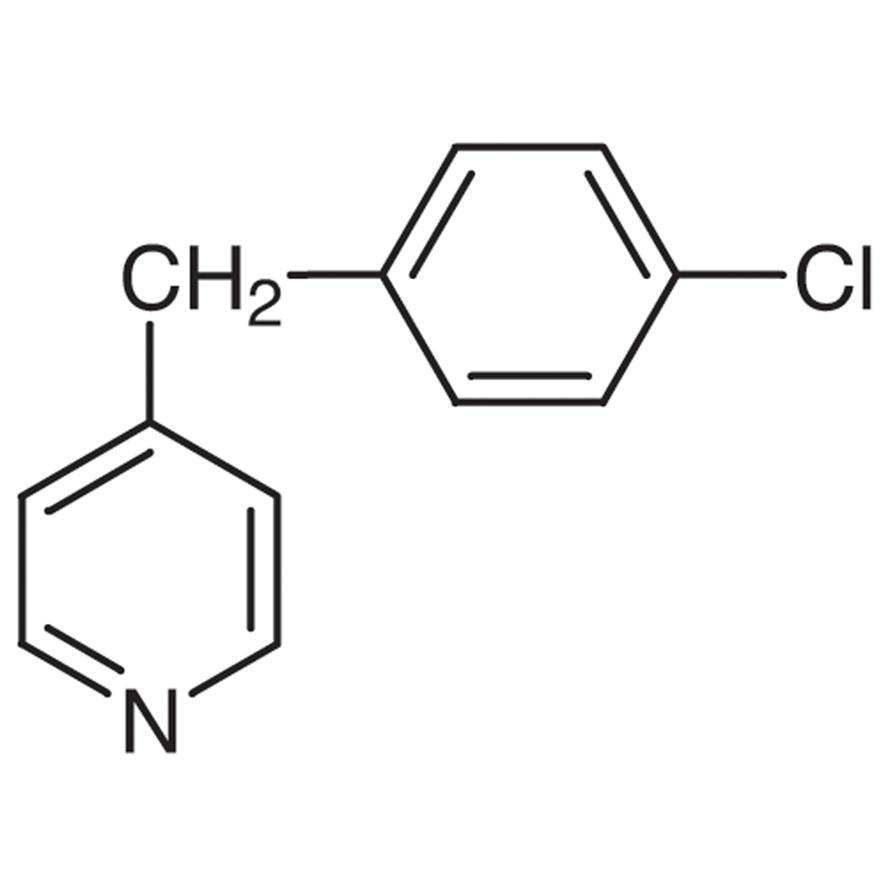 4-(4-Chlorobenzyl)pyridine