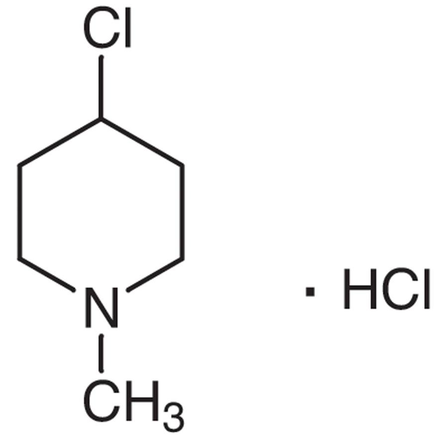 4-Chloro-1-methylpiperidine Hydrochloride