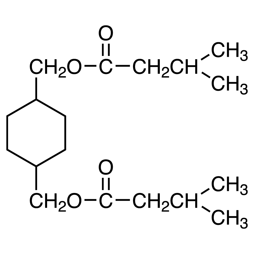 1,4-Cyclohexanedimethanol Diisovalerate (cis- and trans- mixture)