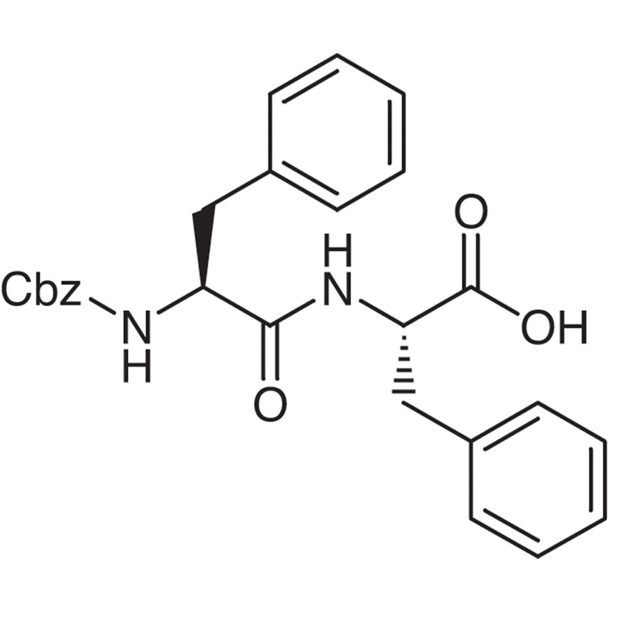 N-Carbobenzoxy-L-phenylalanyl-L-phenylalanine