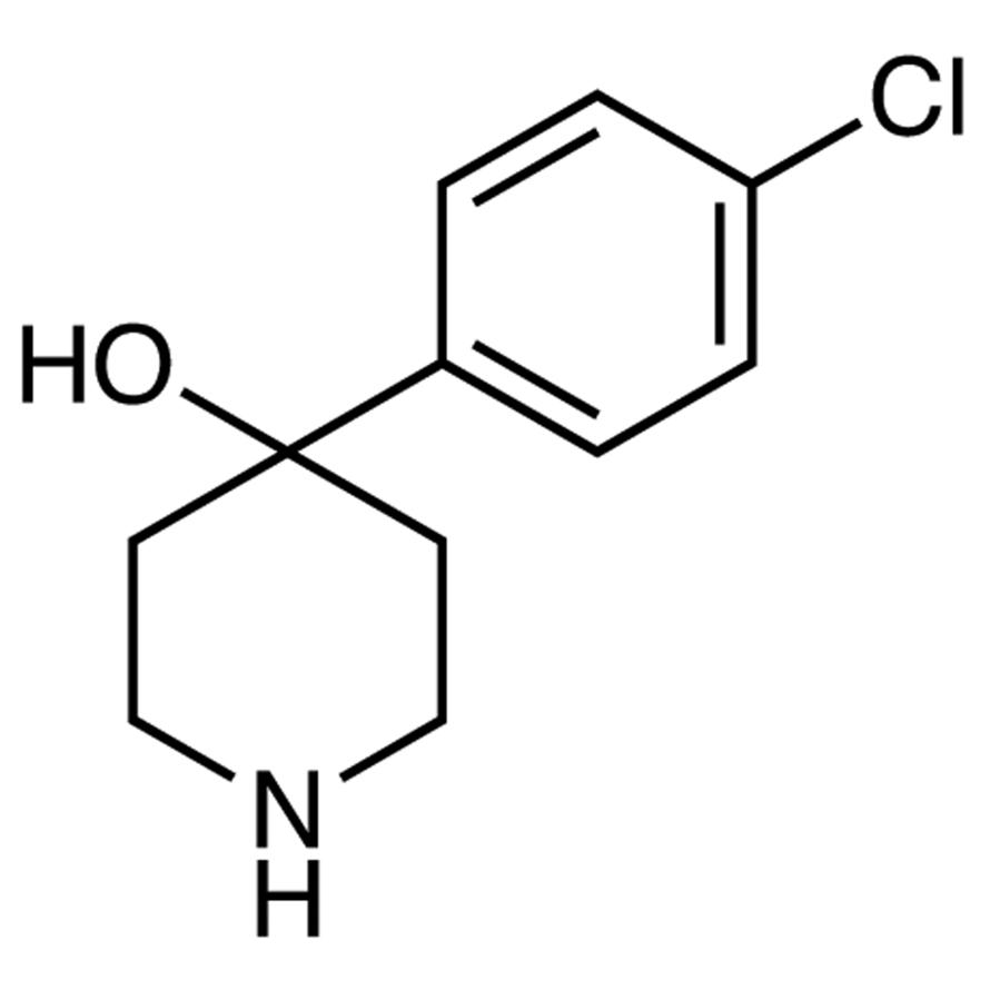 4-(4-Chlorophenyl)-4-hydroxypiperidine