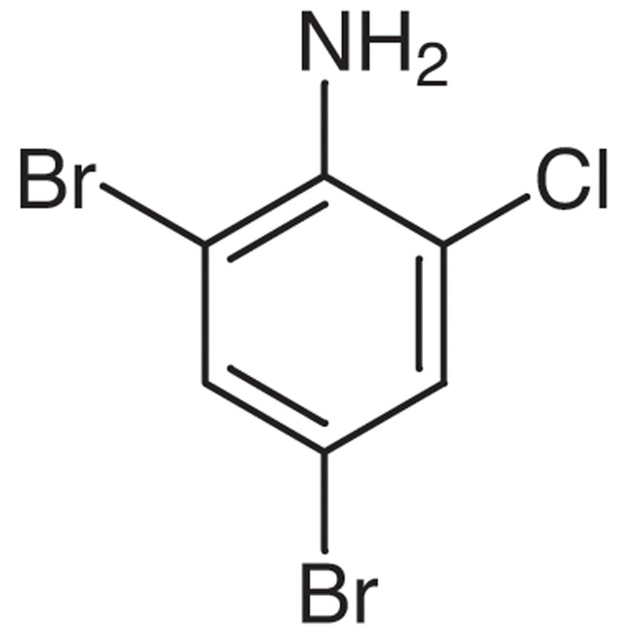 2-Chloro-4,6-dibromoaniline