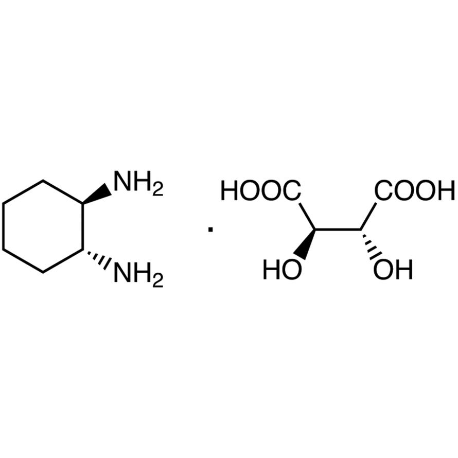 (1R,2R)-(+)-1,2-Cyclohexanediamine L-Tartrate
