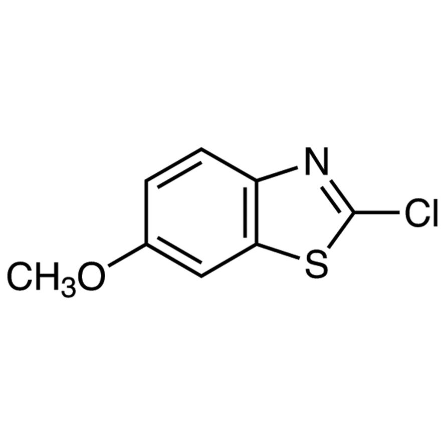 2-Chloro-6-methoxybenzothiazole