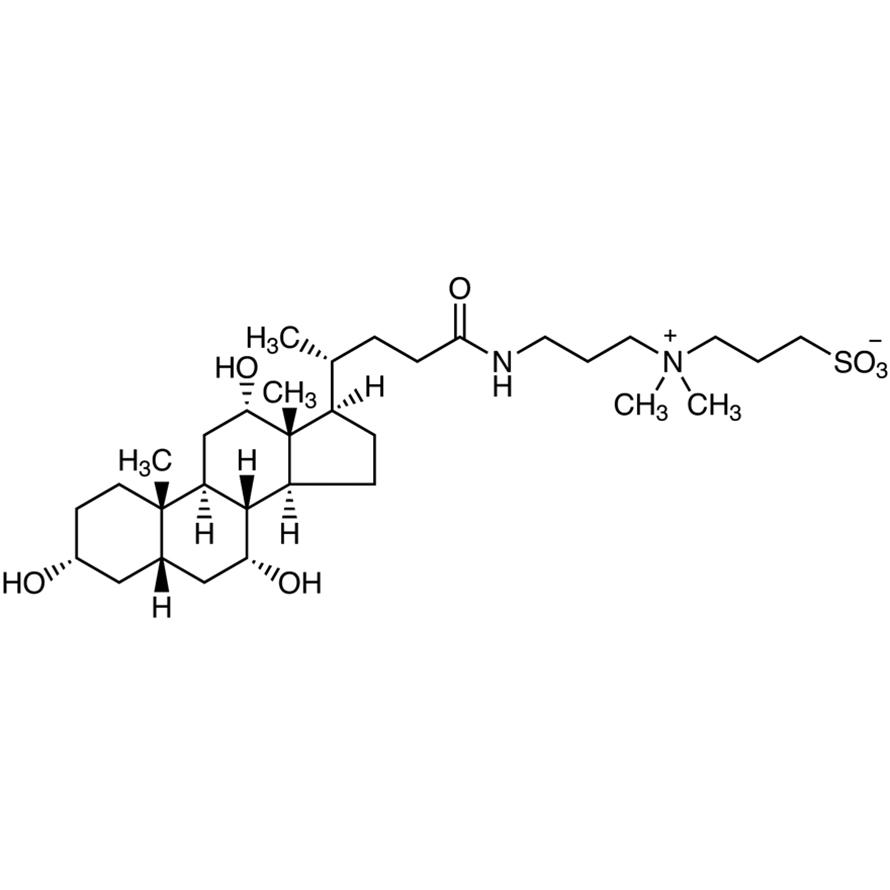 3-[(3-Cholamidopropyl)dimethylammonio]-1-propanesulfonate