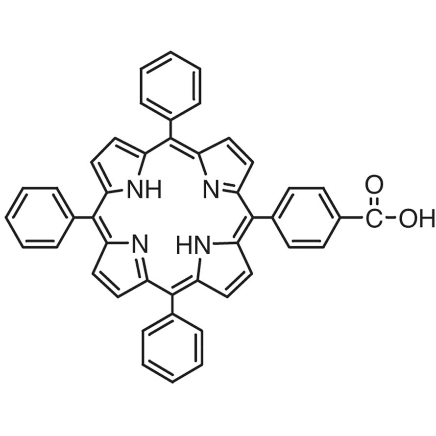 5-(4-Carboxyphenyl)-10,15,20-triphenylporphyrin