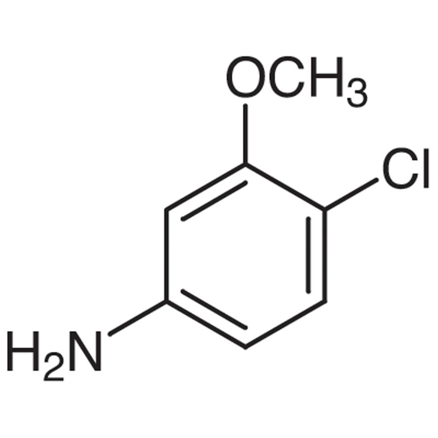 4-Chloro-3-methoxyaniline