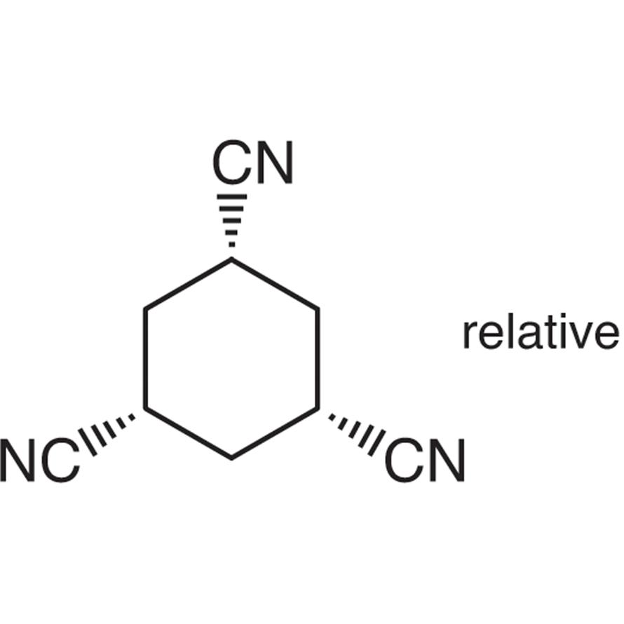 (1α,3α,5α)-1,3,5-Cyclohexanetricarbonitrile