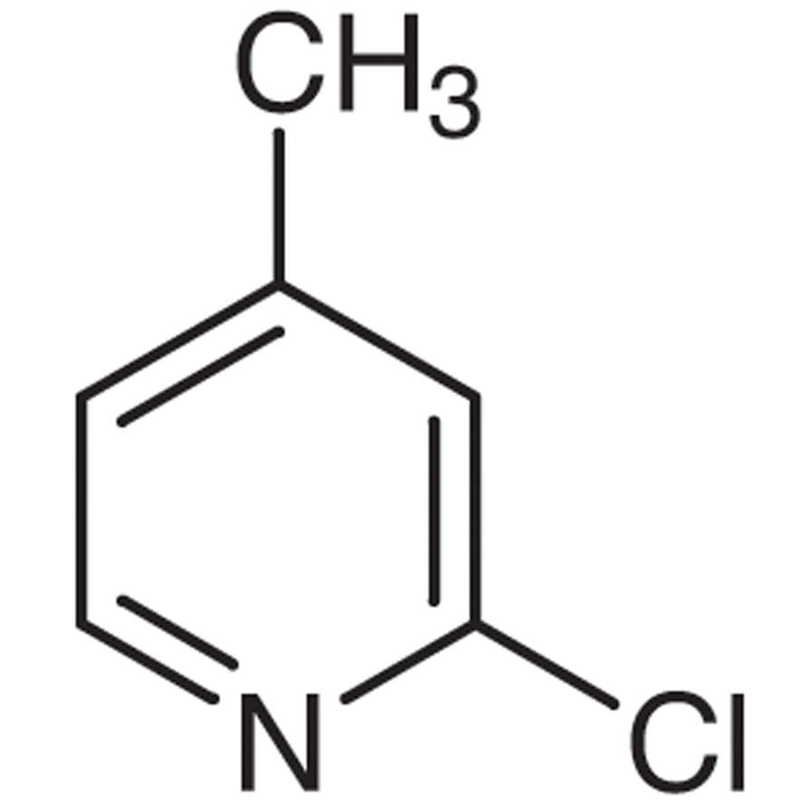 2-Chloro-4-methylpyridine