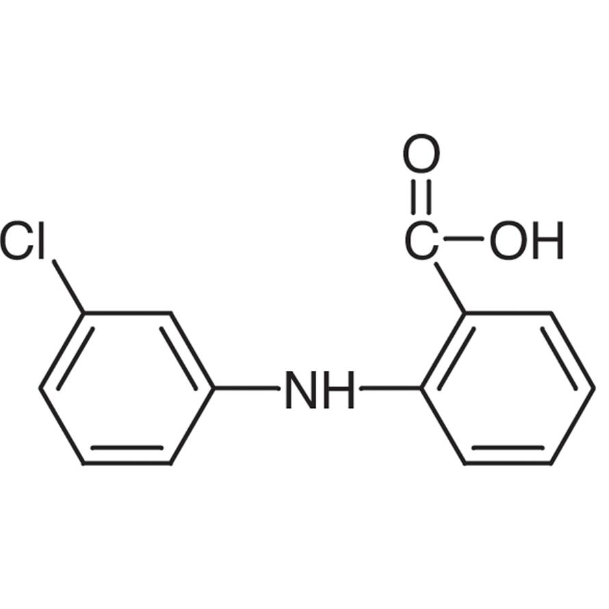 N-(3-Chlorophenyl)anthranilic Acid