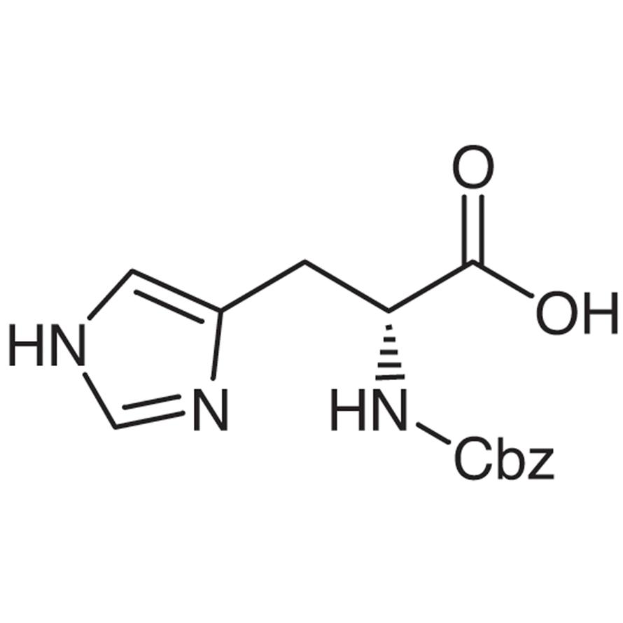 N-Carbobenzoxy-D-histidine