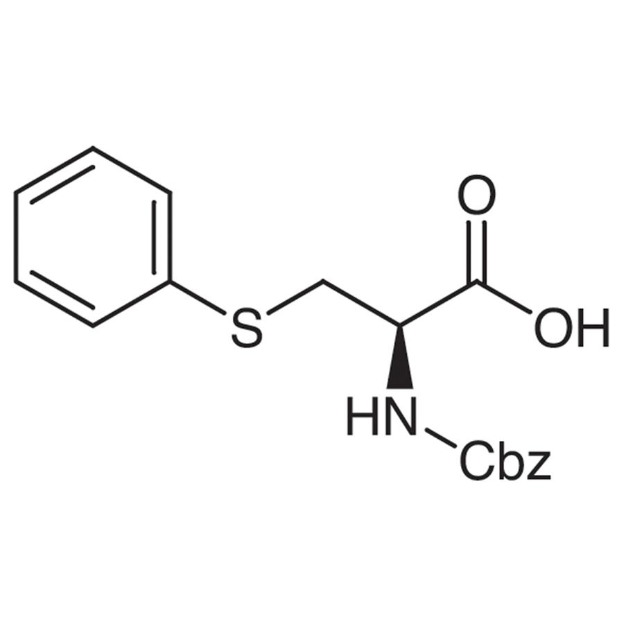 N-Carbobenzoxy-S-phenyl-L-cysteine
