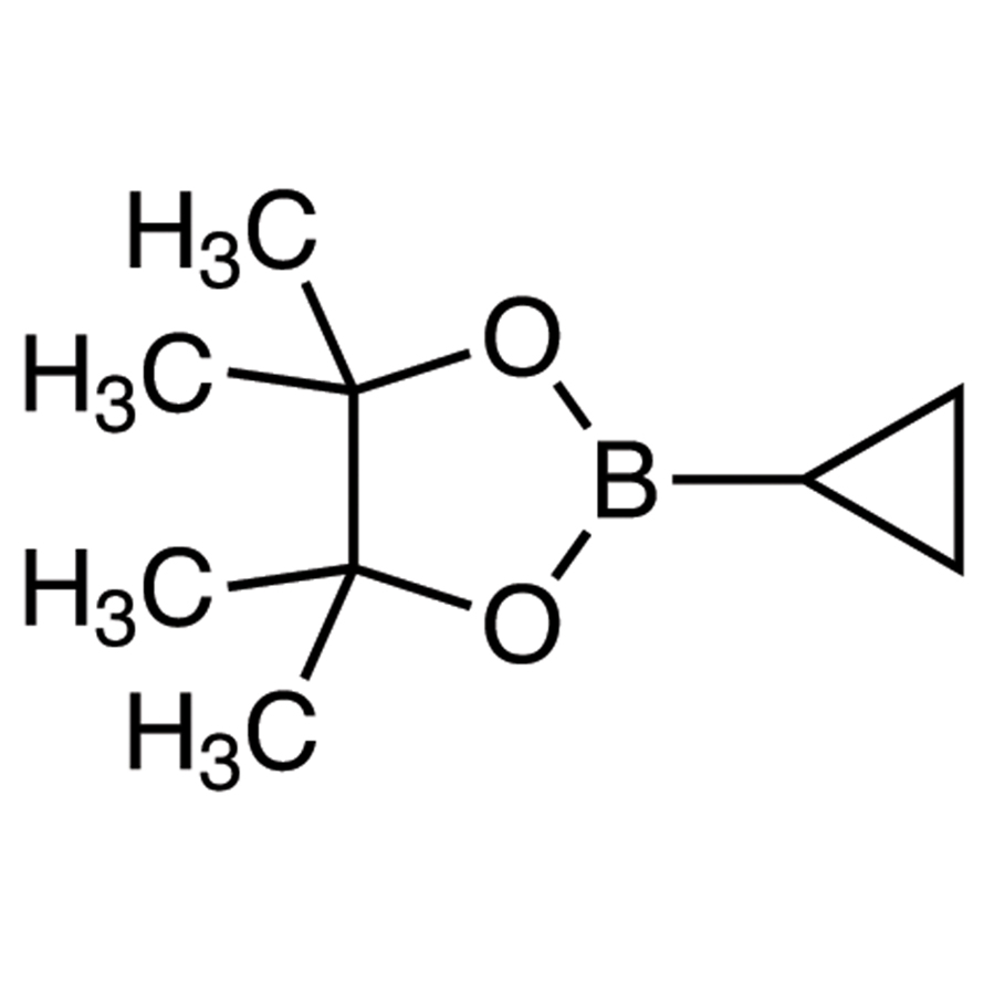 2-Cyclopropyl-4,4,5,5-tetramethyl-1,3,2-dioxaborolane