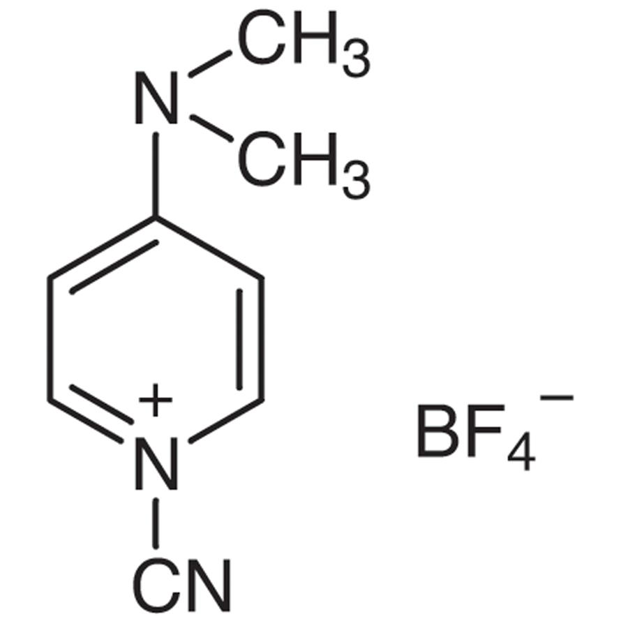 1-Cyano-4-(dimethylamino)pyridinium Tetrafluoroborate