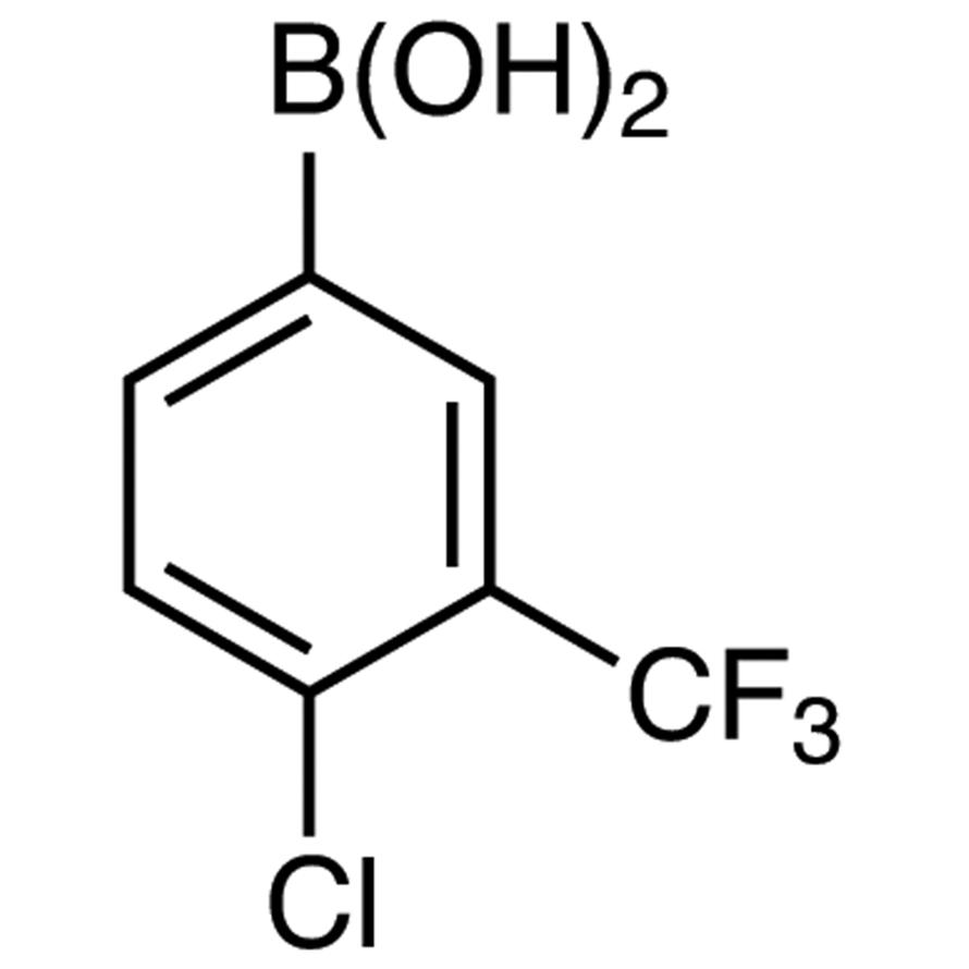 4-Chloro-3-(trifluoromethyl)phenylboronic Acid (contains varying amounts of Anhydride)