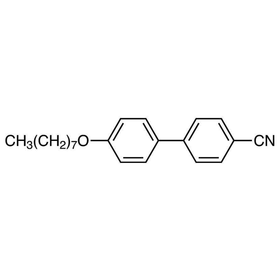 4-Cyano-4'-n-octyloxybiphenyl