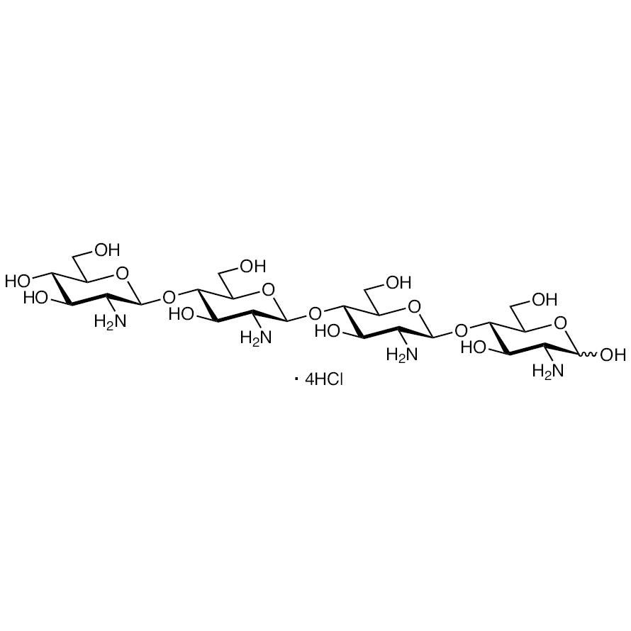 Chitotetraose Tetrahydrochloride Hydrate