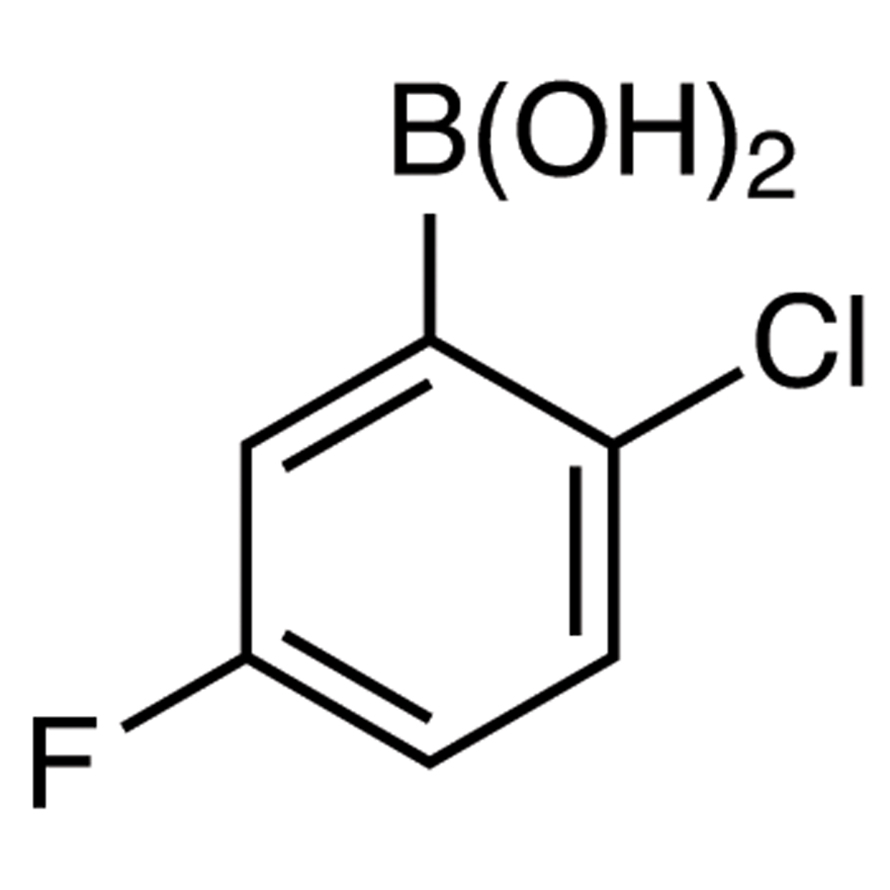 2-Chloro-5-fluorophenylboronic Acid (contains varying amounts of Anhydride)