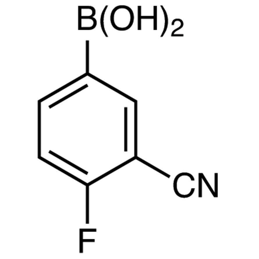 3-Cyano-4-fluorophenylboronic Acid (contains varying amounts of Anhydride)