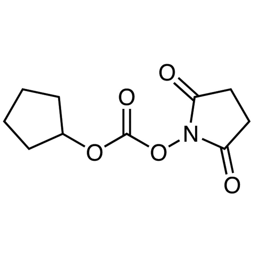 N-(Cyclopentyloxycarbonyloxy)succinimide