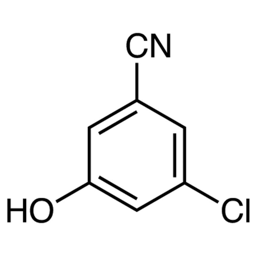 3-Chloro-5-hydroxybenzonitrile