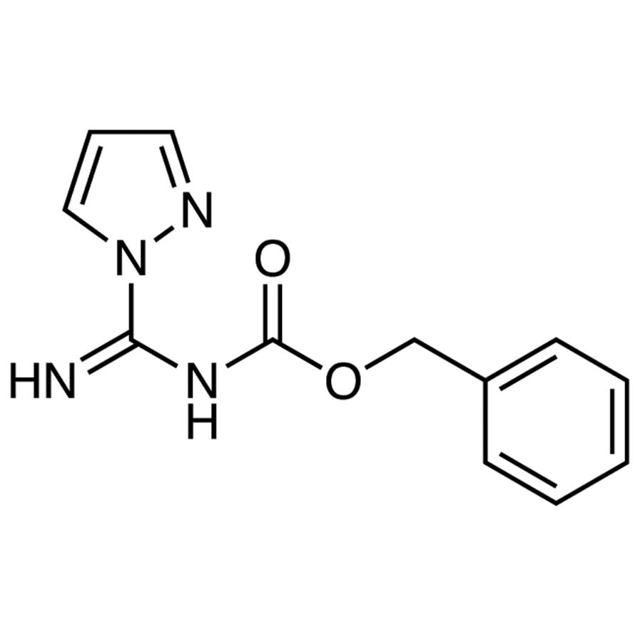 N-(Carbobenzoxy)-1H-pyrazole-1-carboxamidine