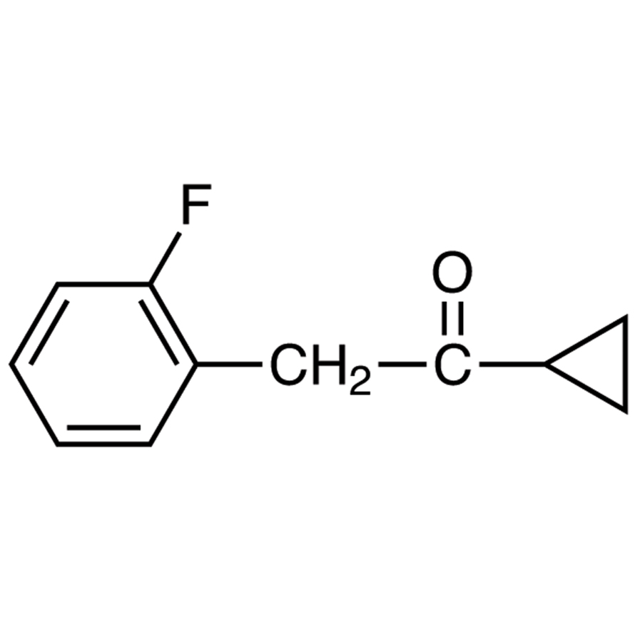 Cyclopropyl 2-Fluorobenzyl Ketone