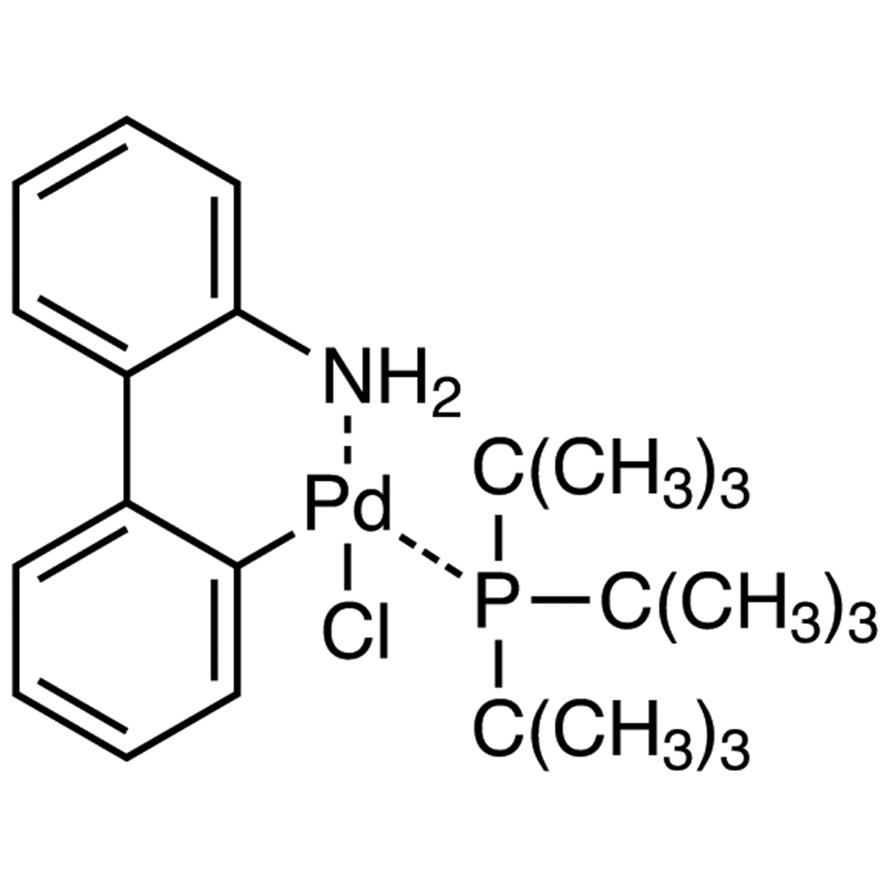 Chloro[(tri-tert-butylphosphine)-2-(2-aminobiphenyl)]palladium(II)