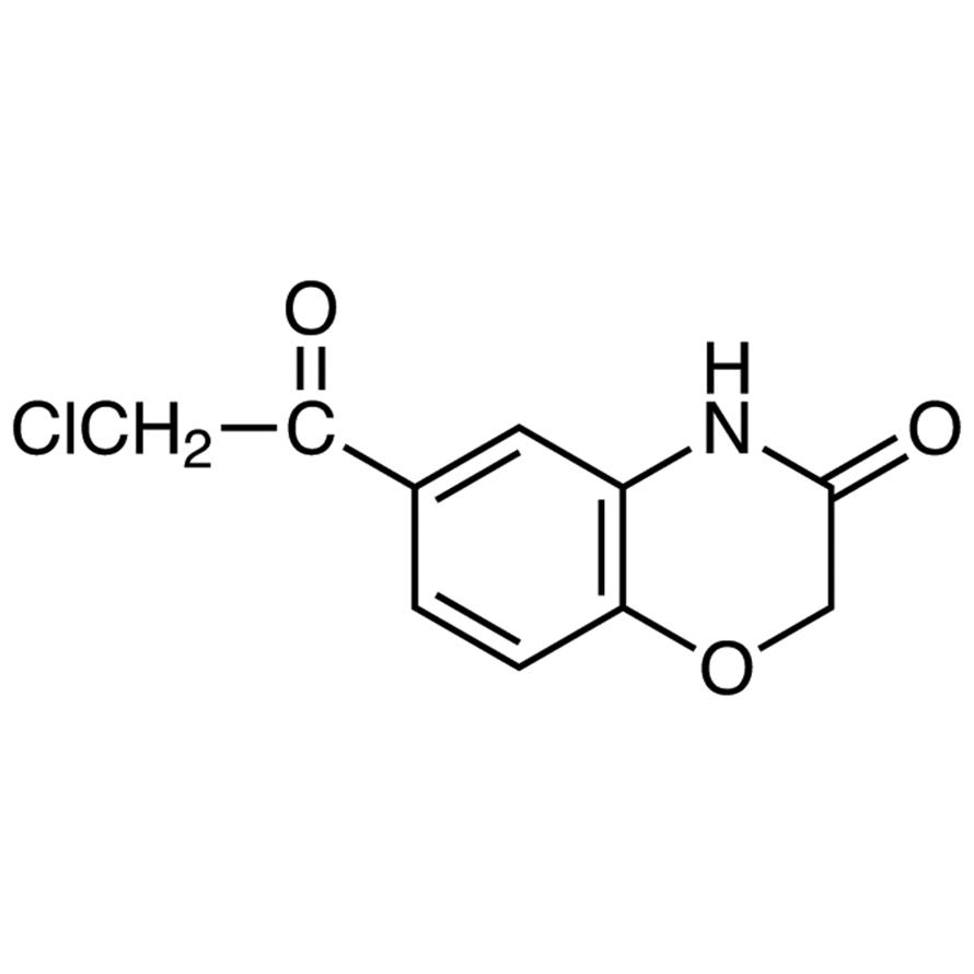 6-(Chloroacetyl)-2H-1,4-benzoxazin-3(4H)-one