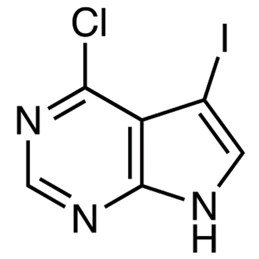 6-Chloro-7-iodo-7-deazapurine