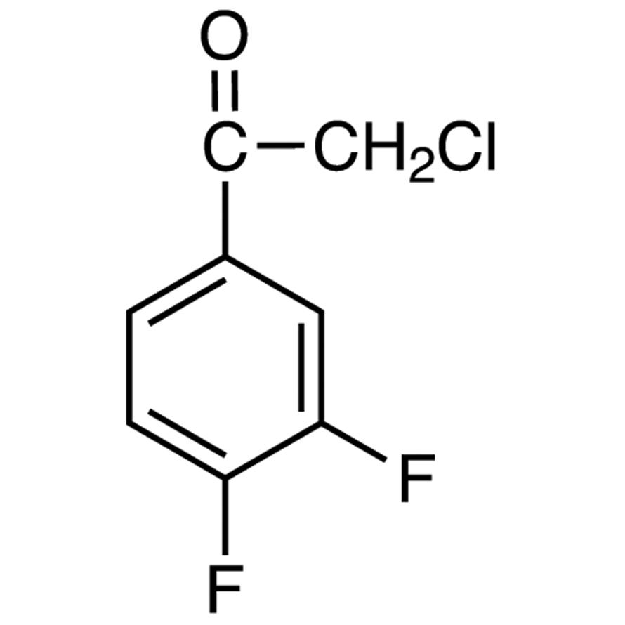 2-Chloro-3',4'-difluoroacetophenone