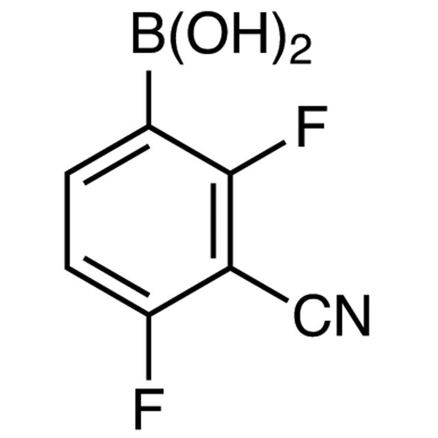 3-Cyano-2,4-difluorophenylboronic Acid (contains varying amounts of Anhydride)