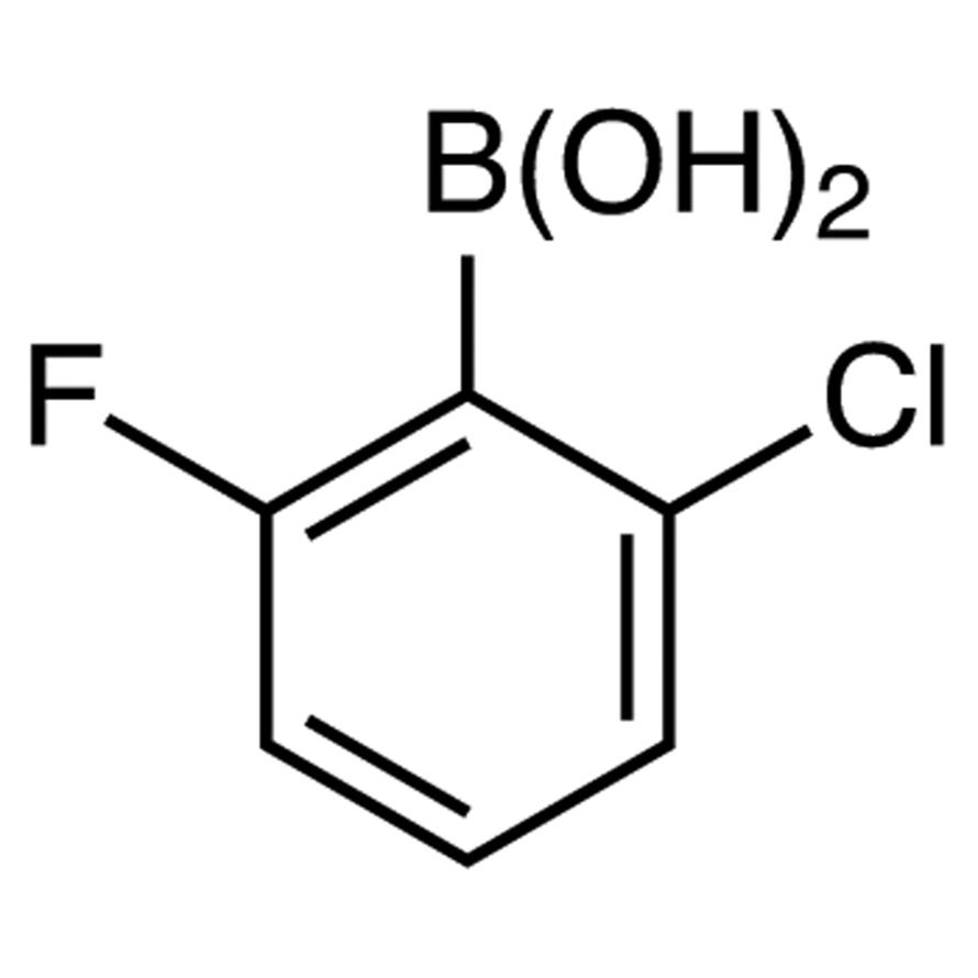 2-Chloro-6-fluorophenylboronic Acid (contains varying amounts of Anhydride)