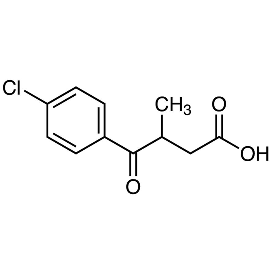 4-(4-Chlorophenyl)-3-methyl-4-oxobutyric Acid